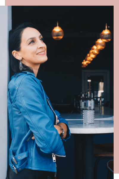 Empowering Her Podcast - Melody Pourmoradi