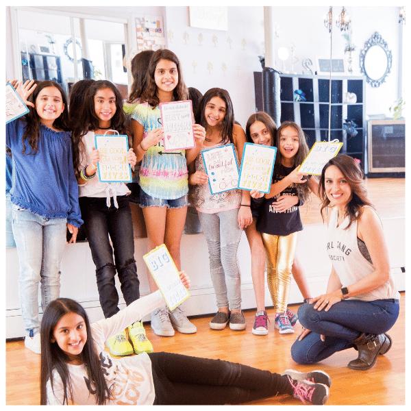 GIRLIFE Girl Empowerment Program